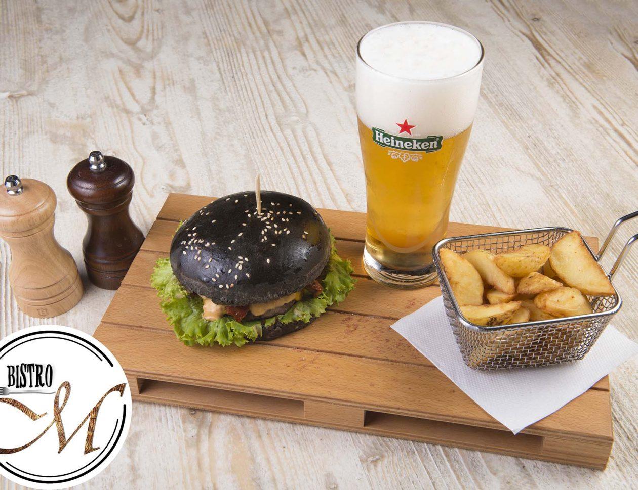 burger de vită