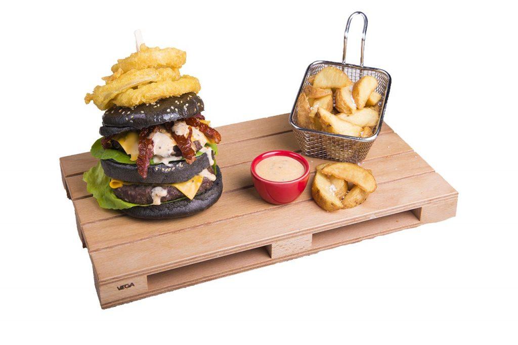 Double Burger - Vită
